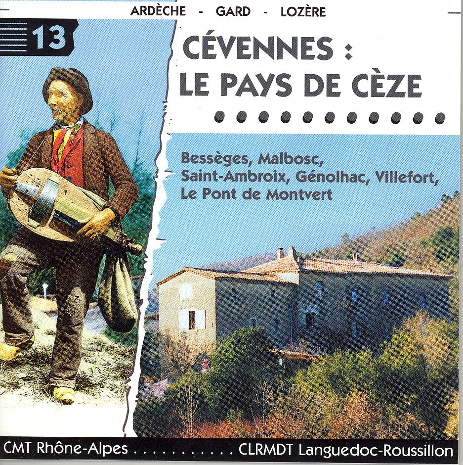 Atlas n°13 - LE PAYS DE CEZE