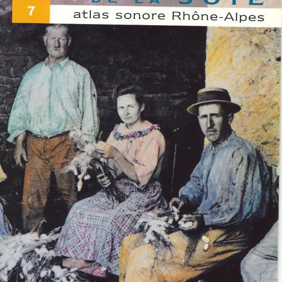 N°7 - LES CHANTS DE LA SOIE