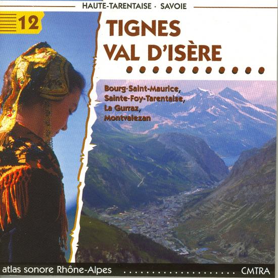 Atlas n°12 - TIGNES VAL D'ISERE