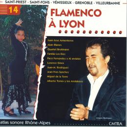 N°14 - FLAMENCO À LYON